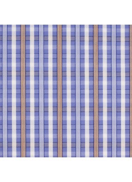 Orange/Blue/White Plaid (SV 513119-240)