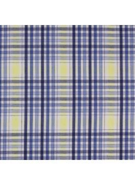 Blue/Navy/Light Yellow Check (SV 513180-240)