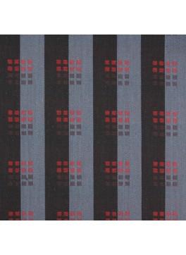 Black/Grey/Red Patterned Stripe (SV 513233-190)