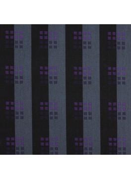 Black/Grey/Purple Patterned Stripe (SV 513235-190)