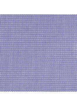 Blue/White Textured Print (SV 513482-280)