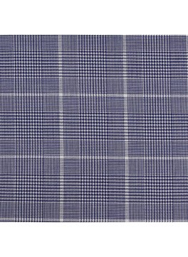 Blue Houndstooth Check (SV 513571-190)