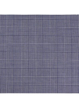Royal Blue Houndstooth Check (SV 513574-190)
