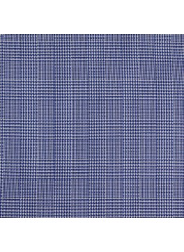 Blue Houndstooth Check (SV 513575-190)