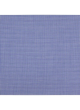 Blue Houndstooth (SV 513582-190)