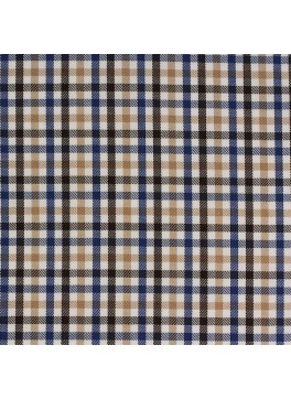 Blue/Brown/Tan/White Gingham (SV 513590-190)