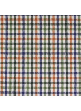 Blue/Green/Orange/White Gingham (SV 513595-190)