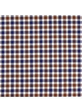 Brown/Navy/White Gingham (SV 513598-190)