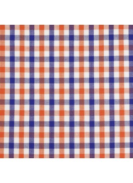Orange/Blue/White Gingham (SV 513599-190)