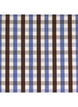 Brown/Blue/White Gingham (SV 513608-190)