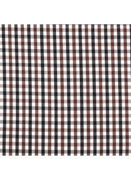 Brown/Black/White Gingham (SV 513622-190)