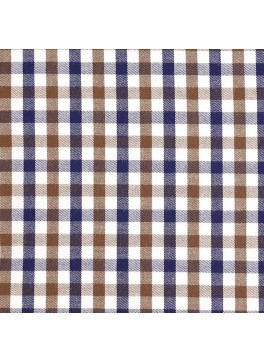 Brown/Navy/White Gingham (SV 513625-190)