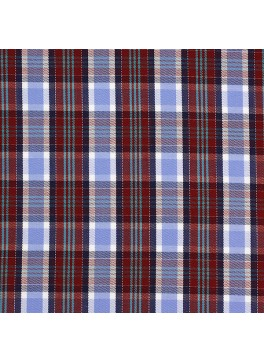 Blue/Red/Teal Plaid (SV 513629-190)
