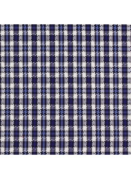 Blue/White Houndstooth Check (SV 513638-190)