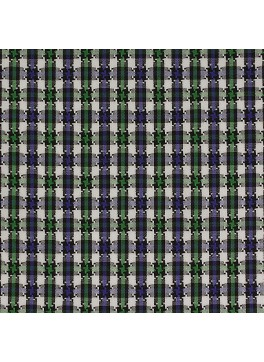 Green/Blue/White Houndstooth Check (SV 513642-190)