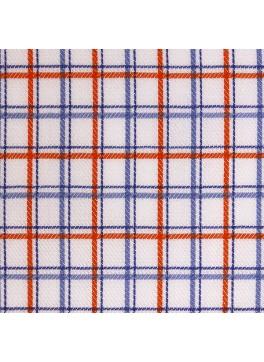 Orange/Blue/White Check (SV 514010-240)