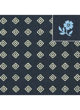 Navy/Blue Floral Print (SV 514056B-200)