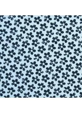 Lt Blue Floral Print (SV 514075-200)