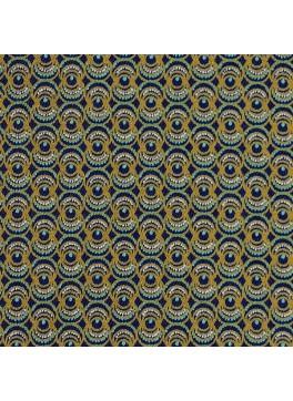 Navy/Brown Digital Print (SV 514143-200)