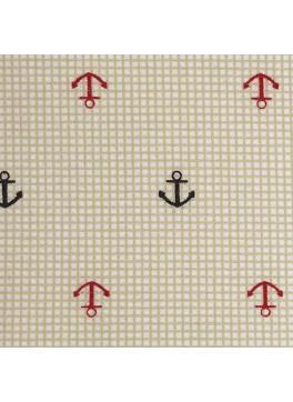 Cream Anchor Print (SV 514150-200)
