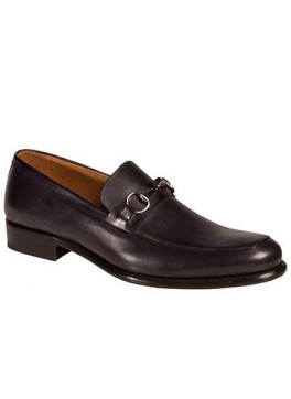 WORCESTER Classic Horse-Bit Apron Front Loafer