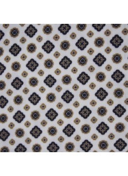 White/Brown Deco (Y0351A4)