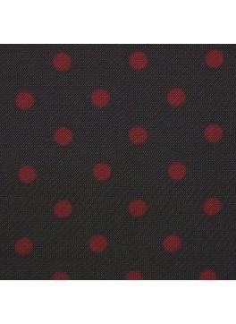 Black/Red Polka Dots (Y1015A1)
