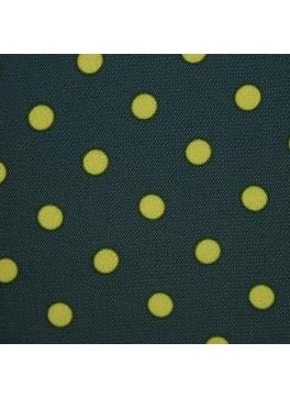 Green/Yellow Polka Dots (Y1015A2)