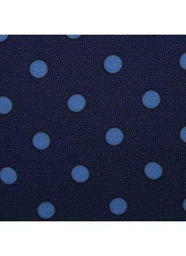 Blue Polka Dots (Y1015A4)