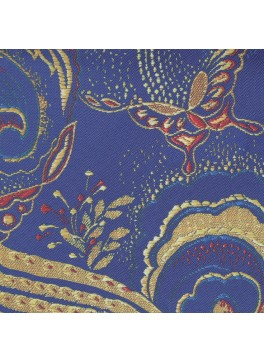 Blue Gilded Butterfly (Y11577A6)