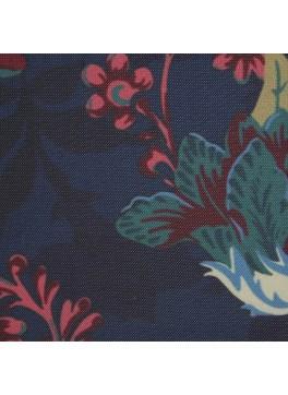 Floral Vines Navy (Y12588A3)
