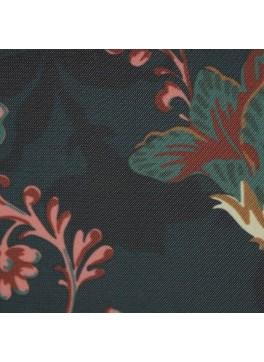 Floral Vines Green (Y12588A4)