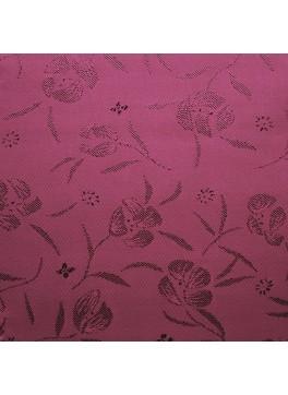 Fuchsia Flower Jacquard (YZ013)