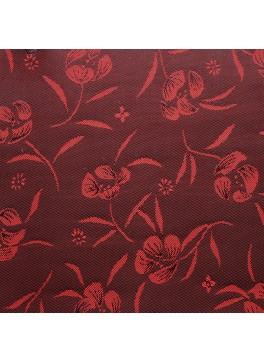 Red Flower Jacquard (YZ014)