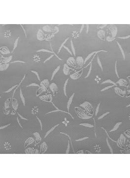 Silver Flower Jacquard (YZ015)