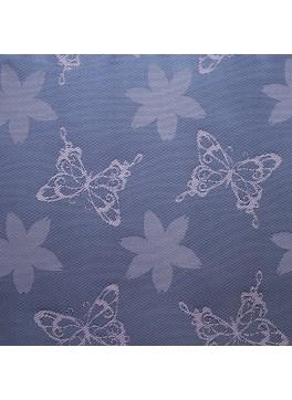 Violet Butterfly Jacquard (YZ033)