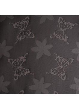 Charcoal Butterfly Jacquard (YZ035)