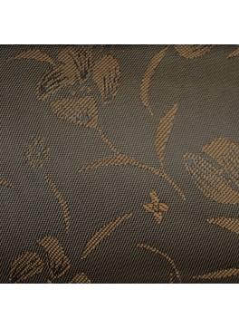Chocolate Flower Jacquard (YZ080)