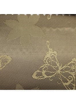 Champagne Butterfly Jacquard (YZ116)