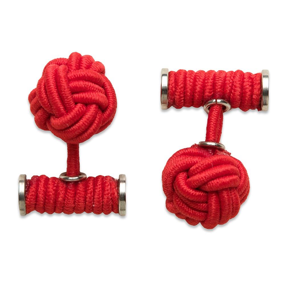 Elastic Knot Cufflinks