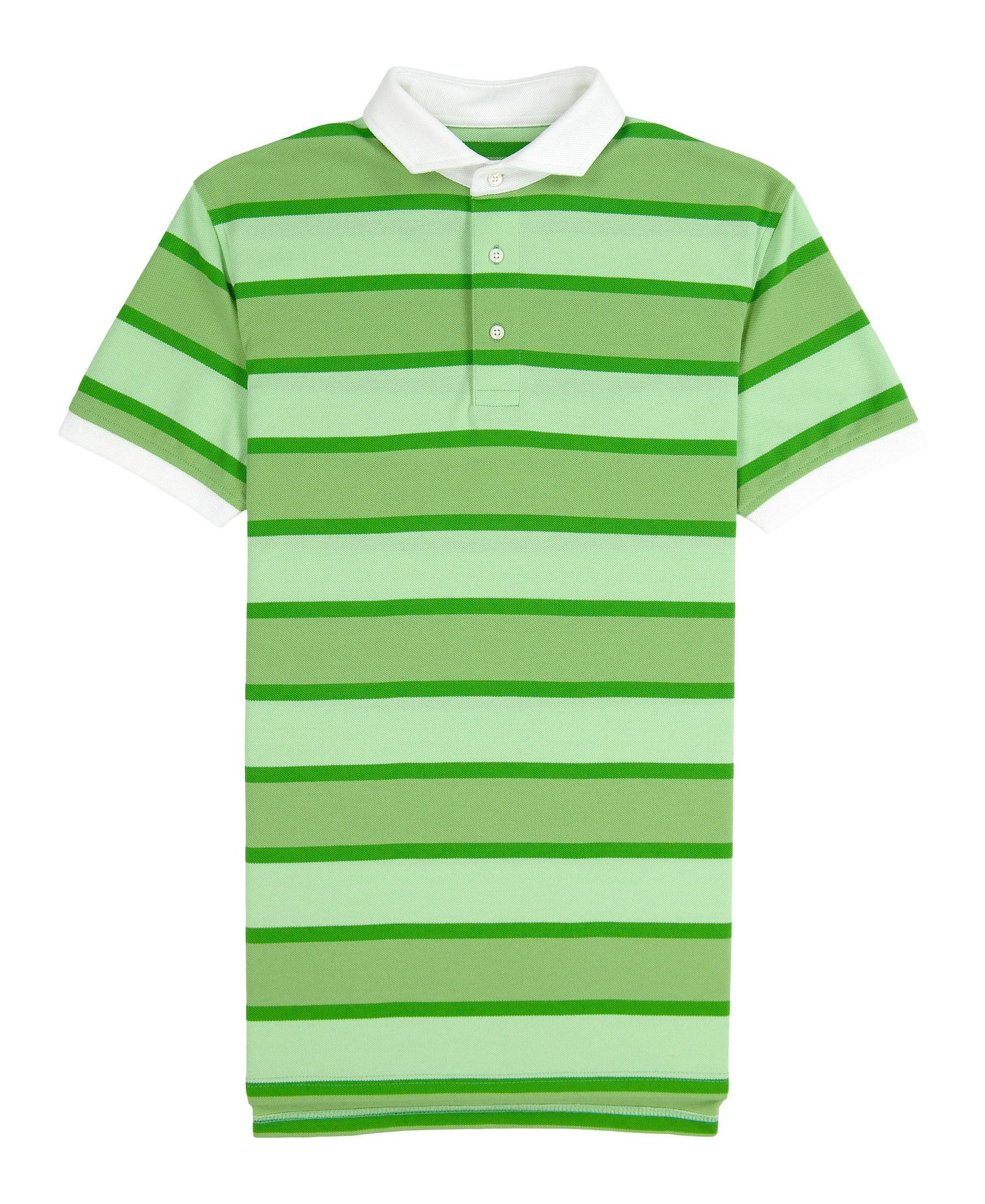 Beach Club - Spring Green Multi Stripe
