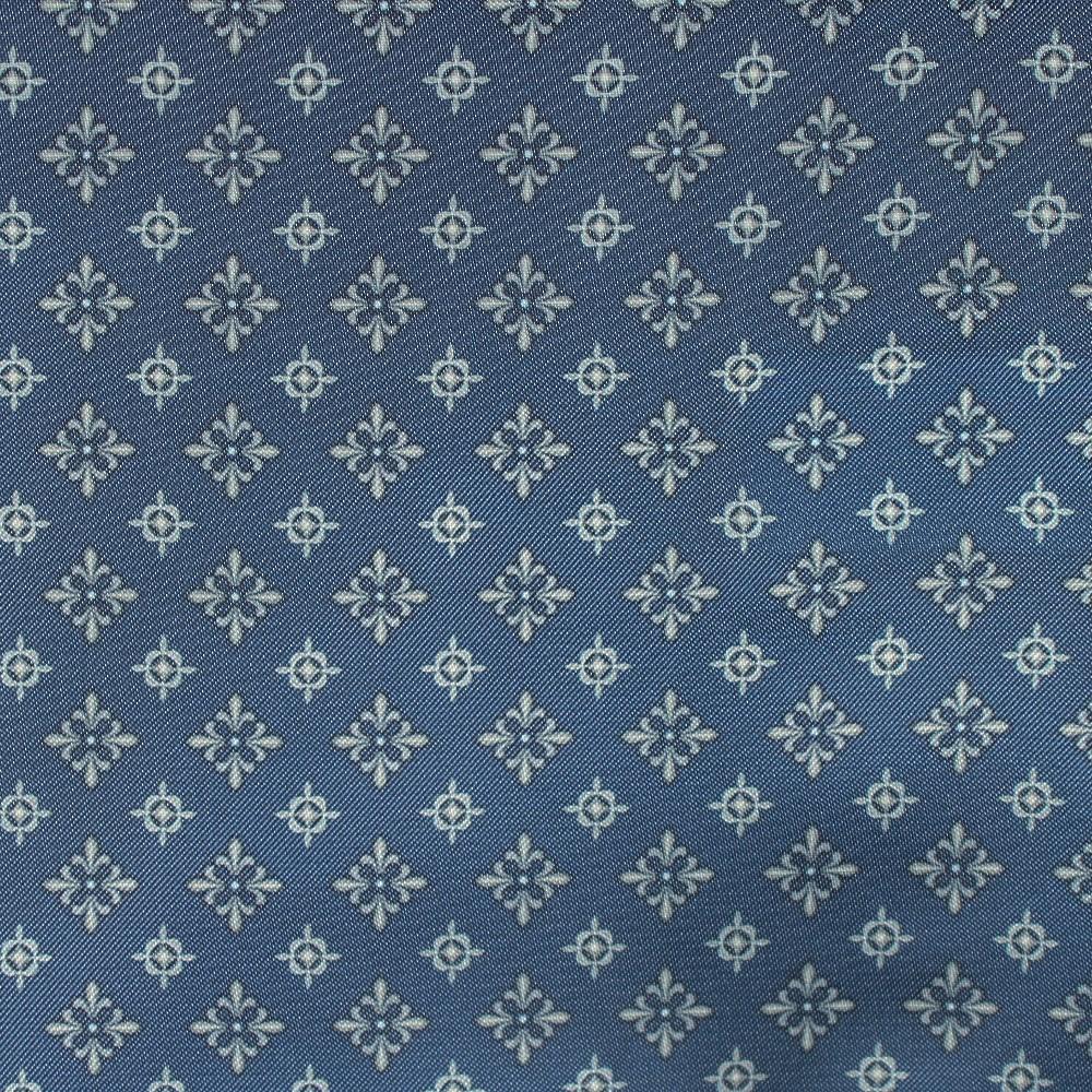 Blue Floral Deco (Y10024A)