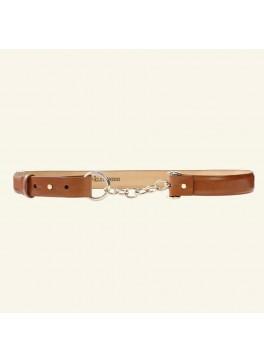 "1¼"" Glazed Calf Belt"