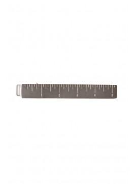 Ruler Tie Bar