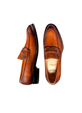 Caramel Loafer