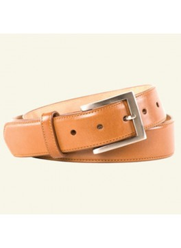 "Glazed Calf Belt 1⅜"" Width"