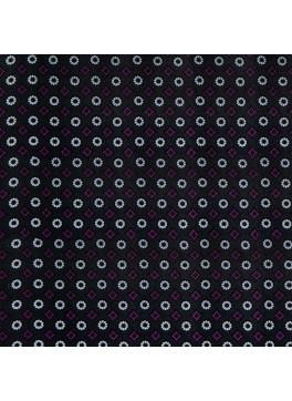 Black Flower Deco (GLD105902)