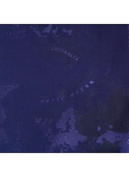 Purple World Map (GLD360021)