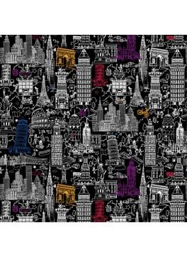Black Architecture (GLD360153)