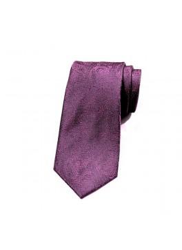 Brown Solid Tie